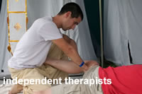 independent therapist
